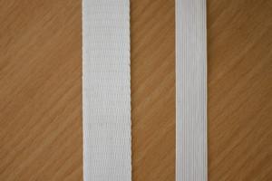 Splétaná - Lepená PES páska
